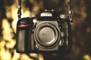 Nikon Spiegelreflexkamera
